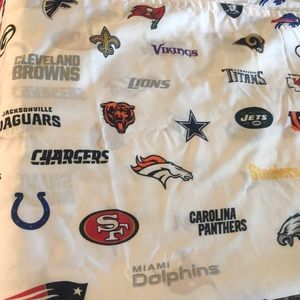 Other - Twin NFL AFC sheet sets